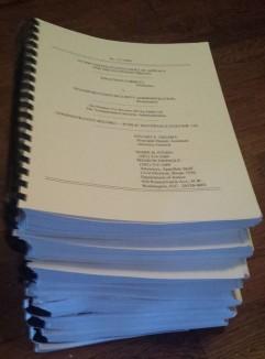 Corbett v. TSA Administrative Record