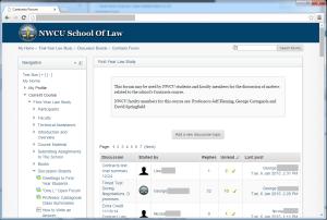 NWCU's Online Platform