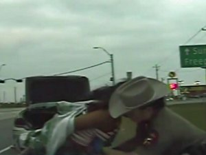 Texas Cops Rape Woman On Side of Road