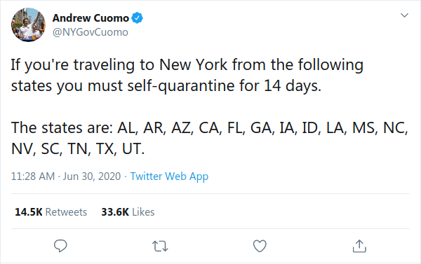 Cuomo Doubles Down